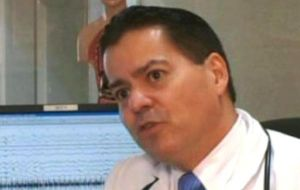 Dr. Marquina has reported consistently accurate and precise information on President Chavez medical condition