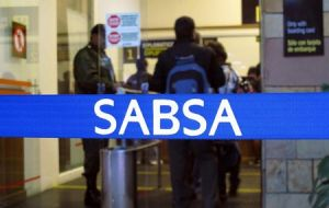 SABSA under government control in the three main Bolivian airports