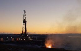 The Palos Quemados 1 well was drilled to a total depth of 1.600 meters
