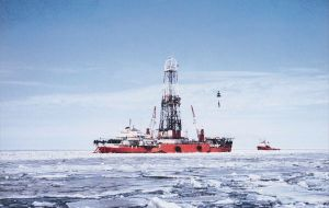 Drilling in the Chukchi and Drilling in the Chukchi and Beaufort Seas off Alaska will have to wait until 2014 off Alaska will have to wait until 2014