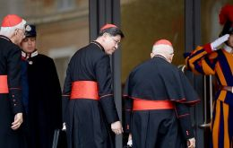 The conclave with 115 cardinal-electors will be held at the Sistine chapel