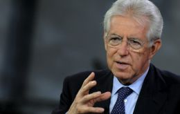 PM Mario Monti' technocrat government did not deliver all it was expected