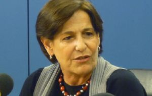 Susana Villaran is a human rights activist who has been in office since 2010