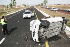 Almost 60% of those who are killed in road traffic crashes are between the ages of 15 and 44 years, and 77% are male.