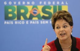The two banks were ordered by President Dilma Rousseff to boost credit access for individuals and companies