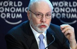 Billionaire Paul Singer head of NML Capital and a tenacious creditor of Argentina