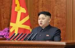 North Korea's Kim Jong-un bellicose attitude does not cease