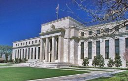 "The Federal Reserve says the US economy has strengthened ""moderately"""