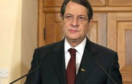 "Cypriot President Anastasiades said the financial situation has been ""contained"" following the deal"