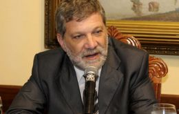 Minister Kreimerman admits that the over valuation of the Uruguayan currency has a negative impact on regional exports