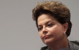 Brazilian president Rousseff twitted a brief polite message of condolence, but the media made a great display about the greatest British prime minister since Winston Churchill