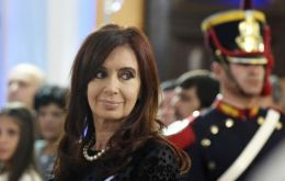 Cristina Fernandez, between the lame duck syndrome and staying in Casa Rosada for a third consecutive term