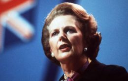 """Lady Thatcher defended the jurisdictional sovereignty of Chile in very difficult moments in recent history"""