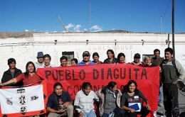 The Diaguita indigenous people claim the Pascua Lama mine is an environmental disaster