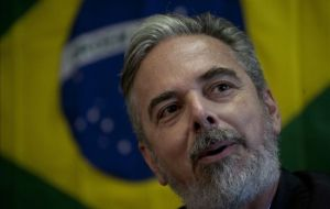 "For Brazil's Patriota, ""Sunday's election was a victory for democracy"""
