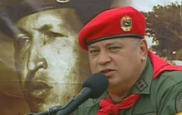 Cabello is considered 'hard-core' Chavez militant and was one of the possible candidates for the announcement that went to Maduro.