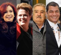 Cristina Fernandez, Rousseff, Mujica and Correa have confirmed attendance in Lima
