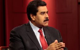 """We want to have the best ties with all the world's governments"", says Maduro"