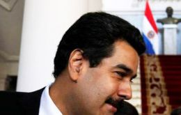 Maduro was actively involved in June 2012 events, according to Paraguayan authorities