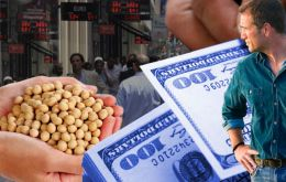 Farmers have started to sell their crops but prefer to keep funds in US dollars