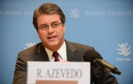 Both acknowledged trade negotiators, Azevedo and Blanco, the hopefuls