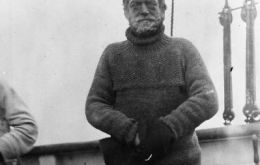 Shackleton turned tragedy into triumph and his name is for ever linked to Antarctica