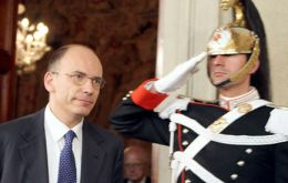 Italy's PM Letta (Berlusconi) and Spain first test cases