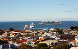 Punta Arenas since its foundation has been closely linked to Antarctica