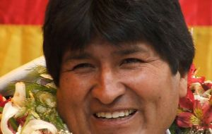 Bolivia's first indigenous president has been in office since 2005