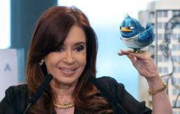 Cristina Fernandez, Santos, Maduro, Peña Nieto love twitting, but for Dilma it is a waste of time