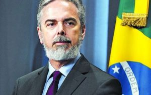 Minister Antonio Patriota and peers will advance with the new strategic agenda