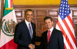 Obama and  Peña Nieto more interested in fostering trade, investment and jobs
