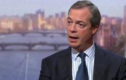 """Today is a game-changer; it sends a shockwave through the establishment"" said Nigel Farage, UKIP leader"