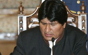 Morales will now participate in the summits as full member
