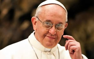 Francis has said he wants to make concern for the poor a hallmark of his papacy