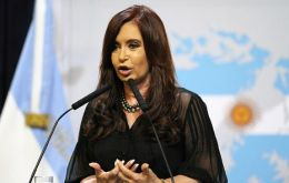 President Cristina Fernandez needs to recover Central bank reserves