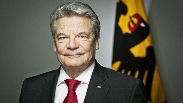 president in german