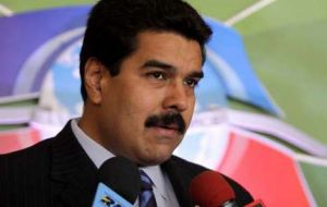 The Venezuelan president must also address inflation running at 30%