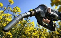 Argentina is among the world's leading producers of competitive bio-diesel