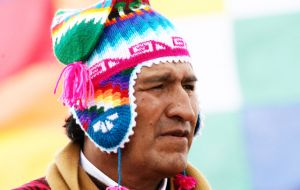 Morales the first indigenous president could become Bolivia's longest serving head of state