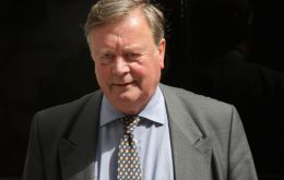 The delegation will be headed by Minister Ken Clarke