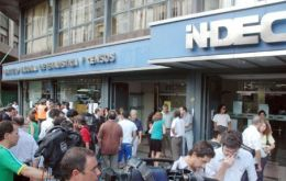 Indec stats on GDP and inflation are questioned by the IMF