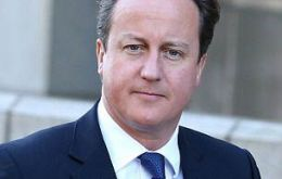 The letter from Cameron comes ahead of a G8 summit in June, when the UK is expected to push for tighter tax measures