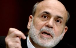 Bernanke testifying before the Joint Economic Committee: inflation remains subdued