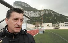 "Allen Bula, head coach of Gibraltar's national side: ""I always said I would love to play Spain, any day, anywhere, any time"""