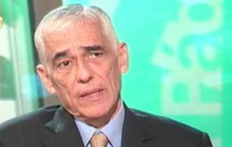 """Tail-end of the pandemic"" said former Venezuelan Health minister Rafael Orihuela"