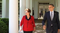 Full state visit to Washington in October for Rousseff, the first by a Brazilian leader in two decades