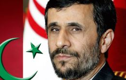 "President Mahmoud Ahmadinejad: ""Israel must disappear from the face of the Earth"""
