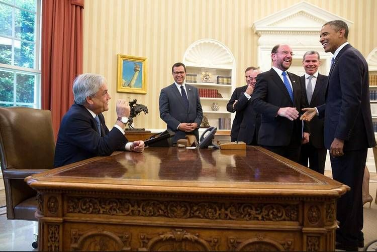 Obama And Piera In The White House Renew Push For A Trans Pacific