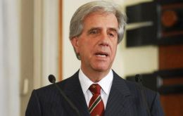 Tabare Vazquez: the time for rhetoric exercises has run out